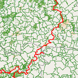 Cycle across the Netherlands using the online route planner